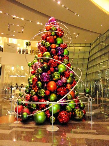Las Vegas Christmas Trees