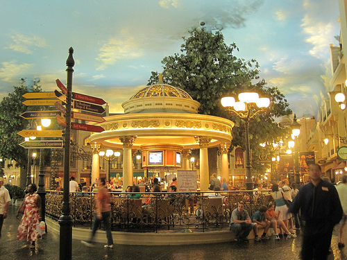Inside the Paris Hotel (casino area) - Picture of Paris ...   Paris Hotel Las Vegas Inside