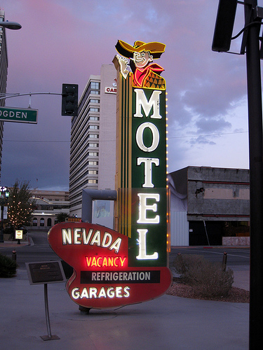 Post image for Cowboy Motel | Picture Las Vegas