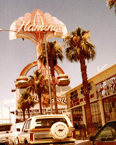 Post image for The Flamingo 1981 | Picture Las Vegas