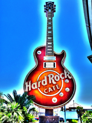 Post image for Hardrock Cafe | Picture Las Vegas