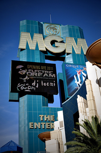 Post image for MGM Grand | Picture Las Vegas
