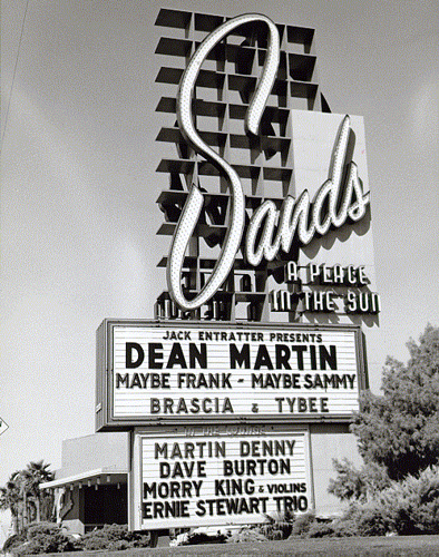 Post image for Old School Sands | Picture Las Vegas