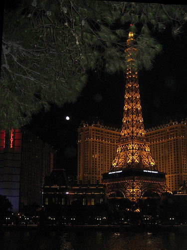 Post image for Paris and Ballys | Picture Las Vegas